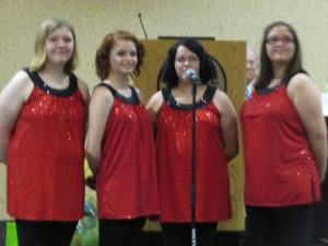 show choir FRA