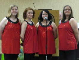 Show Choir Quartet